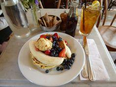 I love pancake!!!