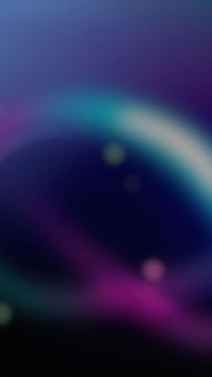 Blue Purple Blurry Lines Android Wallpaper