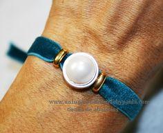 Perlas con paso de 10mm. Los materiales en nuestra tienda online.
