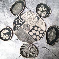 "2,063 Likes, 31 Comments - Jarjour Pottery (@jarjourpottery) on Instagram: ""I can't stop making them #carved #porcelaine #handmadeceramics #homewares #homeinspiration…"""