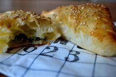 Urban flavours: Feta-pinaattipasteijat