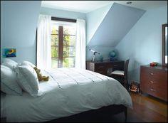 21 meilleures images du tableau Chambre mansardée   Bedroom decor ...