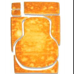 How to make a guitar cake out of one sheet cake!    http://familyfun.go.com/recipes/pop-star-guitar-699350/
