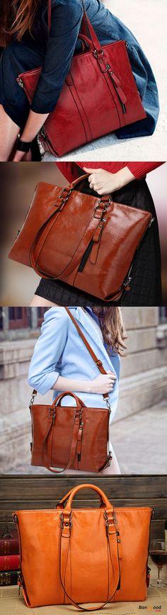 US$34.99 + Free shipping. Women Fashion Minimalist Handbag Leisure Business Shoulder Bag Tote Bag. Women's tote bag, handbag, shoulder bag, fashion street style. 6 Colors to Match Your Style. Shop now!