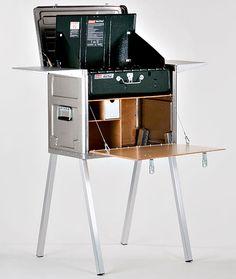 Great Coleman kitchen setup!