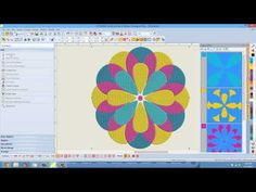 Mandala Outline Help 1 - YouTube