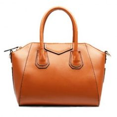 Trendy PU Leather and Zip Design Women's Tote Bag