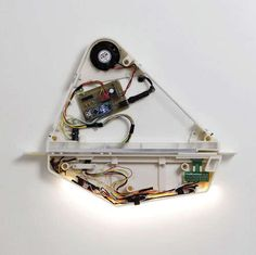 Hi-Tech Sliding Reflectors : Open Mirror