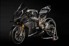 Ducati Panigale Is Ready for Racing Duty Moto Bike, Motorcycle Bike, Ducati Motorcycles, Cars And Motorcycles, Yamaha, Bike Sketch, Ducati Monster, Sportbikes, Harley