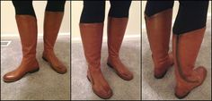 Born Laurette Tall Boot review by blogger, Housewife on a Mission. #Born #Boots