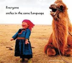 Everyone smiles in the same language, New Voice Language Academy, Lunenburg, Nova Scotia, Learn English in Canada. www.nvla.ca