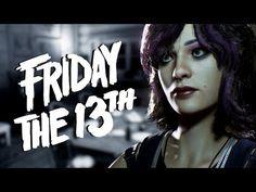 Friday the 13th: The Game 🔪 ПООРЕМ? ПООРЕМ! - YouTube