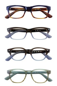 Men's Eyewear (Masunaga Optical)