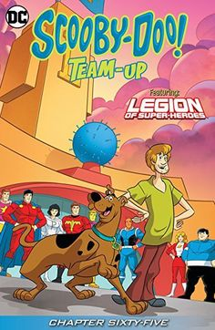Check out Scooby-Doo Team-Up (2013-) #65 on @comixology