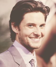 If he smiled at me like this ..................HEART attack <3