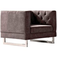 Niall Tufted Arm Chair  at Joss and Main