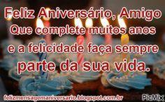 Lindas Mensagens De Aniversário!! Compartilhe Mais Mensagens em nosso Blog  BLOG: http://felizmensagemaniversario.blogspot.com.br