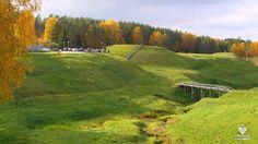 Šeimyniškėlių (Vorutos) piliakalnis, Anykščiai.  We love Lithuania - Zenonas Rotautas.