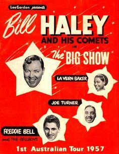 Bill Haley & His Comets : The Big Show