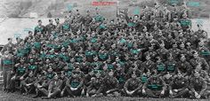 101st airborne easy company | Easys Training facility picture takin in 1943 The Badge of The 506th