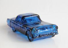 Vintage Avon cologne car.