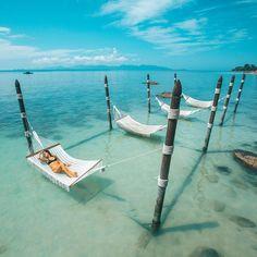 "Jack Morris on Instagram: ""Arrived in paradise at @fskohsamui with @hannahh_davis. Koh Samui, Thailand."""