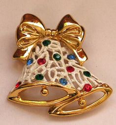 vintage Christmas pins - Google Search