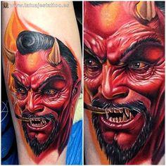 imagenes de tatuajes de demonios