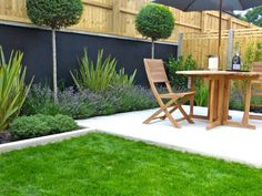 Landscape Gardening Sydney through Landscape Gardening Jobs In Canada under Landscape Gardening Agri Info minus Contemporary Garden Landscape Design Ideas Small Gardens, Outdoor Gardens, Front Gardens, Lawn And Garden, Home And Garden, Back Garden Design, Landscape Plans, Landscape Design, Contemporary Garden