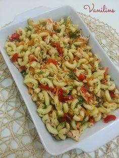 Vanilins: salata