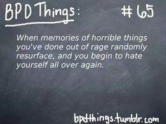 Memories #BPD