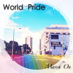 world pride-March on