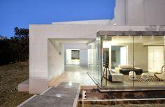 Modern villa Di Gioia by Pedone Working
