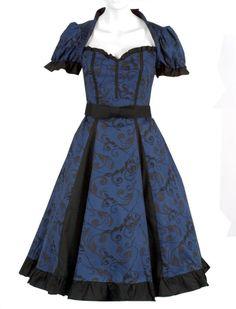 Sweet Pinup Dress - Rockabilly Clothing - Online Shop für Rockabillies und Rockabellas