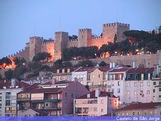 Castelo S. Jorge - Lisboa