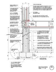 how to read concrete foundation plans
