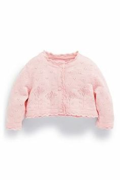 Buy Flower Cardigan (0-18mths) from the Next UK online shop