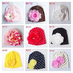 Toddler Beanie Baby Girls Perfect Flower Cotton Beanie Kids Hat More Colors 1pc H361 #>=#>=#>=#>=#> Click on the pin to check out discount price, color, size, shipping, etc. Save and like it!