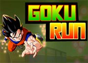 Dragon Ball Z Goku Run