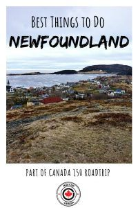 Looking for the best things to do in Newfoundland during your Newfoundland travels? In this travel guide and video, we show you some of the best things to do in St john's, road trips, and more! Newfoundland Canada, Newfoundland And Labrador, Newfoundland Tourism, East Coast Road Trip, Canadian Travel, Canadian Rockies, Single Travel, Adventure Activities, Travel Photos