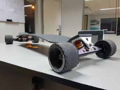 Hello guys this is my going to be my build, I'm really excited for it, this feeling of being able to create your own vehicle is awesome, I know I'm not the first one to build a Trampa Street Carver but to me it feels… Diy Electric Skateboard, Skateboard Room, Finger Skateboard, Skateboard Decks, Longboard Design, Skateboard Design, Long Skateboards, Home Basketball Court, Skate Ramp