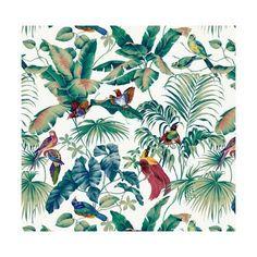 Jungle Canopy Multi - Papier Peint Photo et Papier Peint - Photowall - Botanical Wallpaper, Modern Wallpaper, Photo Wallpaper, Of Wallpaper, Pattern Wallpaper, Jungle Pattern, Motif Jungle, Jungle Jungle, Multi Canvas Art