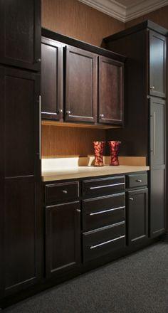 Merillat masterpiece kitchen cabinets in the hadley door for Merillat white kitchen cabinets