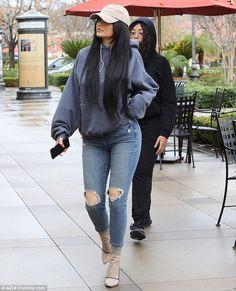nice Hot Kylie Jenner Fashion Style 2017