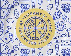 Breakfast at Tiffany's #artdirection #branding #graphicdesign #jablonskimarketing #marketing