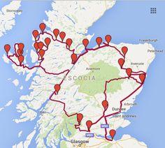 """En el verano de 2014 nos lanzamos a recorrer Escocia con niños y lo hicimos alquilando una autocaravana para la familia. Descubrimos esta manera de viajar tan cómoda y agradable en la que """"el mundo es el salón de tu casa"""". Dsifrutamos con las bellas ciudades y pueblos pero, sobre todo, nos pasamos el tiempo … Scotland Travel Guide, Europe, England And Scotland, Beautiful Places In The World, Dundee, Glasgow, Stuff To Do, Places To Go, Road Trip"""