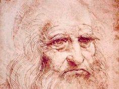 """Leonardo da Vinci - """"Los hombres geniales empiezan grandes obras, los hombres trabajadores las terminan""""."""
