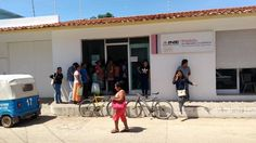 Implementa INE atención por contingencia en el Istmo