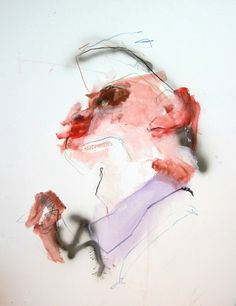 NR; mixed media on paper; 50x65cm  Lou Ros 2011