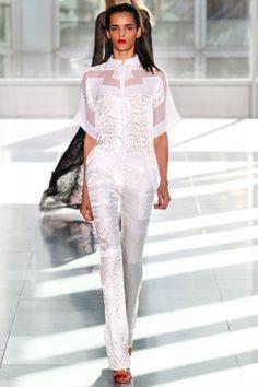 Sfilate Antonio Berardi Collezioni Primavera Estate 2014 - Sfilate Londra - Moda Donna - Style.it